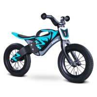 Беговел Toyz Enduro Blue/Mint/Pink