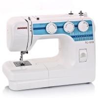 Швейная машинка электромеханическая Janome TC-1218