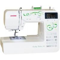Швейная машинка компьютеризированная Janome Quality Fashion 7600