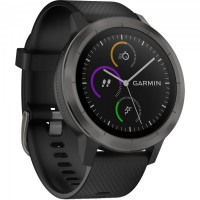 Смарт-часы Garmin Vivoactive 3 Music Black (010-01985-02)