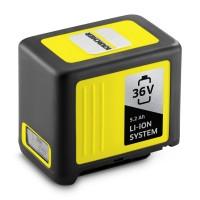 Литий-ионная аккумуляторная батарея Karcher 36V/5,2Ah (2.445-003.0)