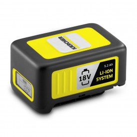 Литий-ионная аккумуляторная батарея Karcher 18V/5,2Ah (2.445-001.0)