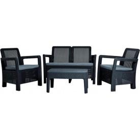 Набор мебели Allibert Tarifa Lounge Set