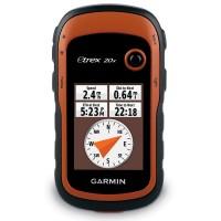 GPS-навигатор переносной (спортивный) Garmin eTrex 20 (010-00970-10)