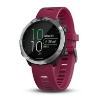 Спортивные часы Garmin Forerunner 645 Music With Cerise Colored Band (010-01863-31)