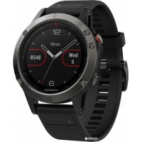 Спортивные часы Garmin fenix 5 Slate Gray with Black Band (010-01688-00)