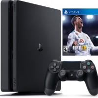 Игровая приставка PlayStation 4 Slim (PS4 Slim) 1TB + FIFA 18