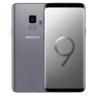 Смартфон Samsung Galaxy S9 256GB Titanium Gray