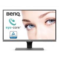 ЖК монитор BenQ EW277HDR Metallic Grey (9H.LGNLB.QSE)