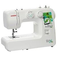 Швейная машинка электромеханическая Janome Sewing Dreams 550