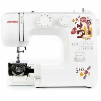 Швейная машинка электромеханическая Janome Sew Dream 510