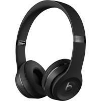 Наушники с микрофоном Beats by Dr. Dre Solo3 Wireless Matte Black (MP582)