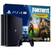 Стационарная игровая приставка Sоnу PlayStation 4 Pro PS4 Pro 1TB + Fortnite