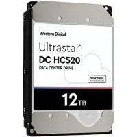 Жесткий диск WD Ultrastar DC HC520 SATA 12 TB (HUH721212ALE600/0F29590)