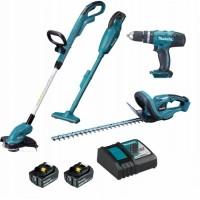 Набор инструментов Makita DLX4093