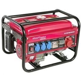 Бензиновый генератор KRAFT&Dele KW-6500 (KD-100)