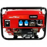 Бензиновый генератор KrafTWele OHV 6500 1 PHASE EL