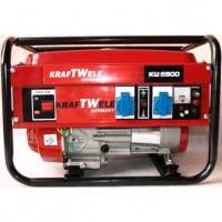 Бензиновый генератор KrafTWele OHV 6500 1 PHASE