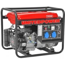Бензиновый генератор Hecht UP GG 3300