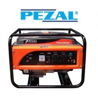 Бензиновый генератор Pezal PGG 2800