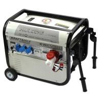Бензиновый генератор KRAFT&Dele KW-6500E (KD-101)
