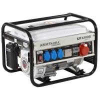 Бензиновый генератор Kraft&Dele KW-6500 (KD-117)