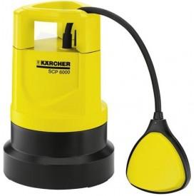 Погружной дренажный насос Karcher SCP 6000
