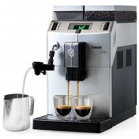 Кофемашина автоматическая Sаеco Lirika Plus Cappuccino Silver (RI9841/01)